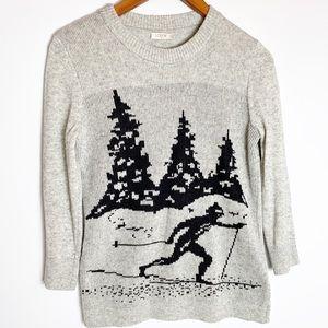 Like new J. Crew skier sweater